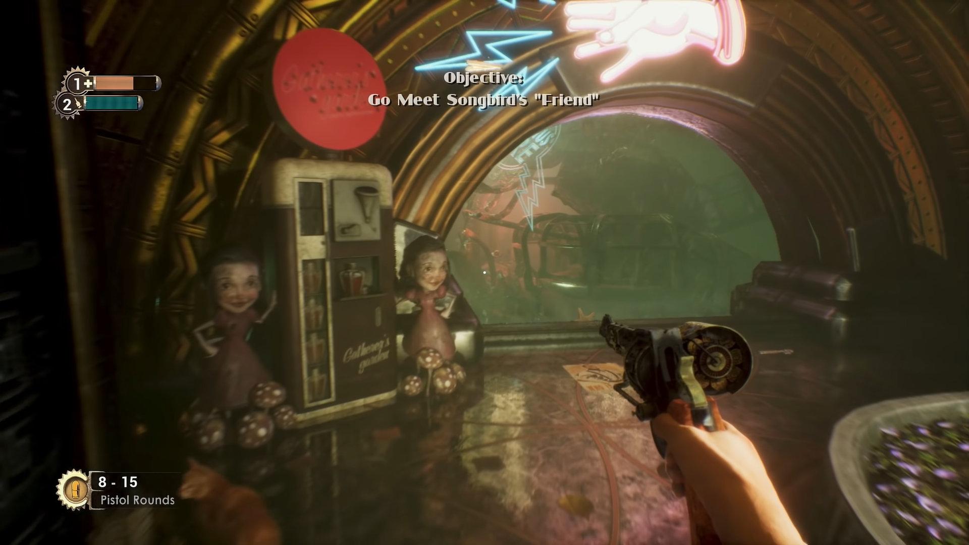 Bioshock v Unreal Engine 5
