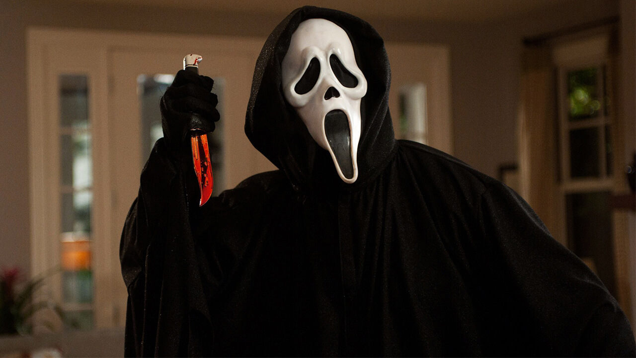 Vreskot Scream horor