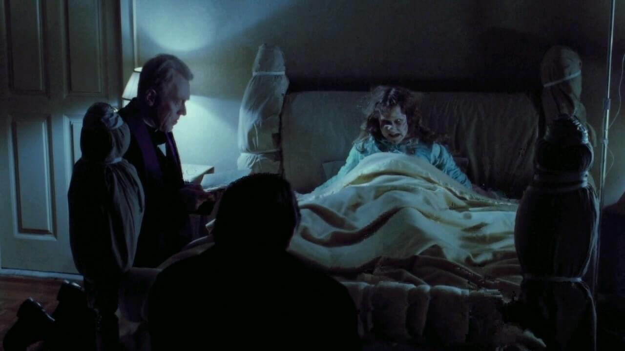 Vyhanac diabla exorcist  hororové filmy podľa skutočnej udalosti